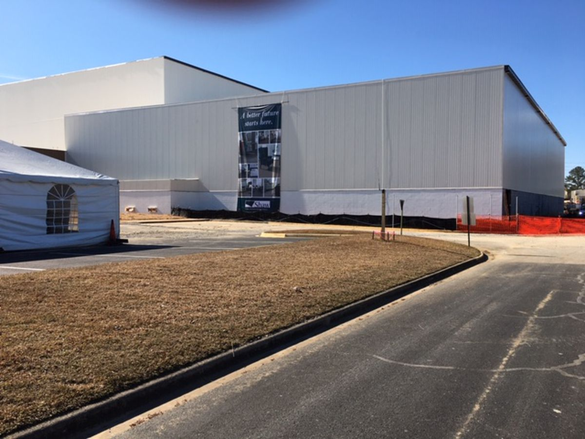 South Alabama manufacturing facility employee tests positive for COVID-19