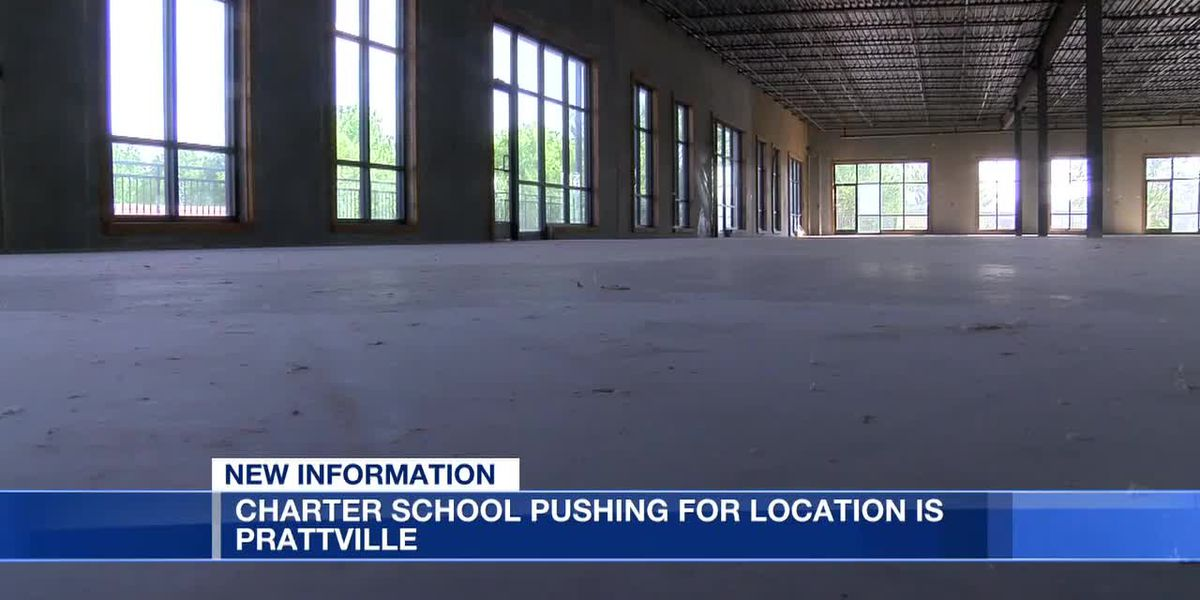 Charter school pushing for location Prattville
