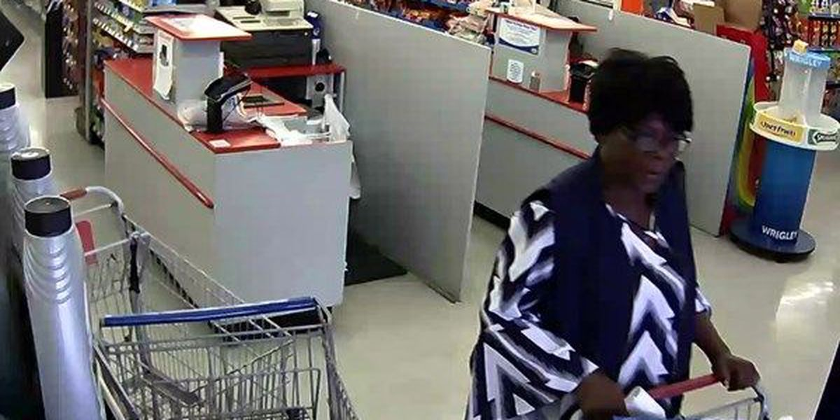 Prattville police looking for female forger