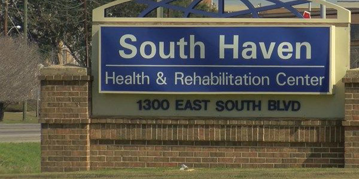 South Haven nursing home to lose Medicare, Medicaid services