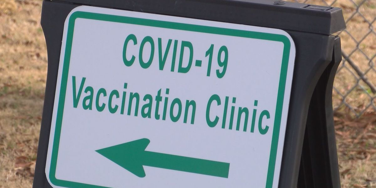 2nd dose patients at Main Street clinics being redirected this weekend