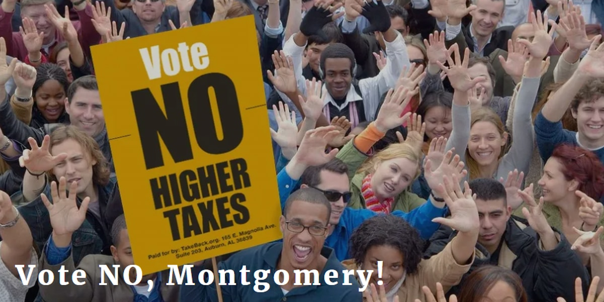 Democracy reform organization campaigns against Montgomery property tax increase