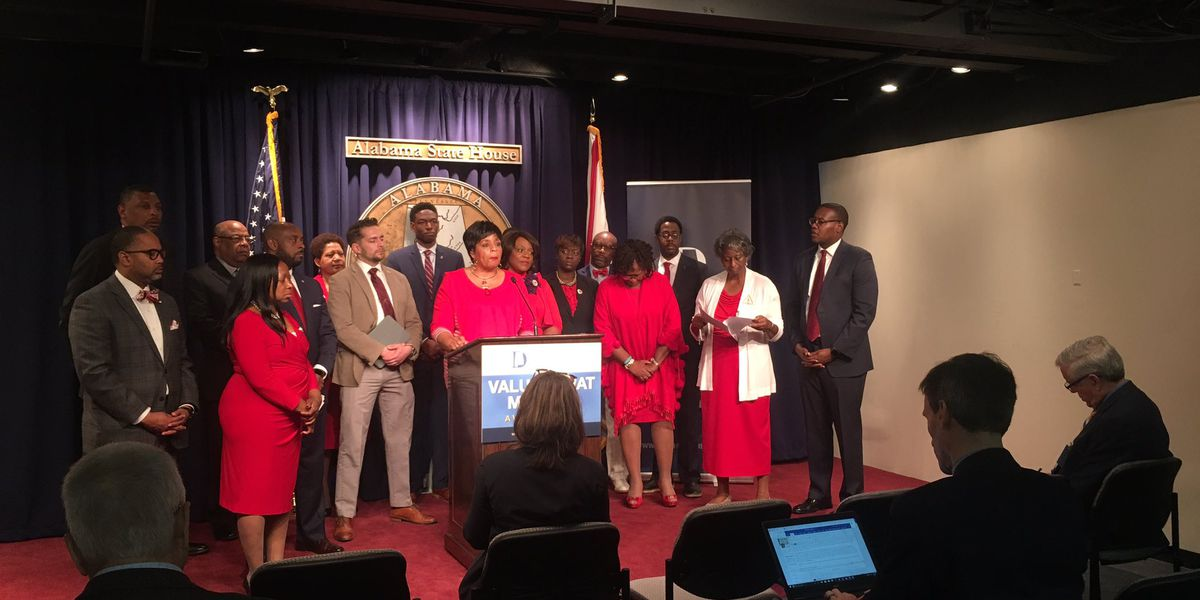 Alabama House Democrats release agenda