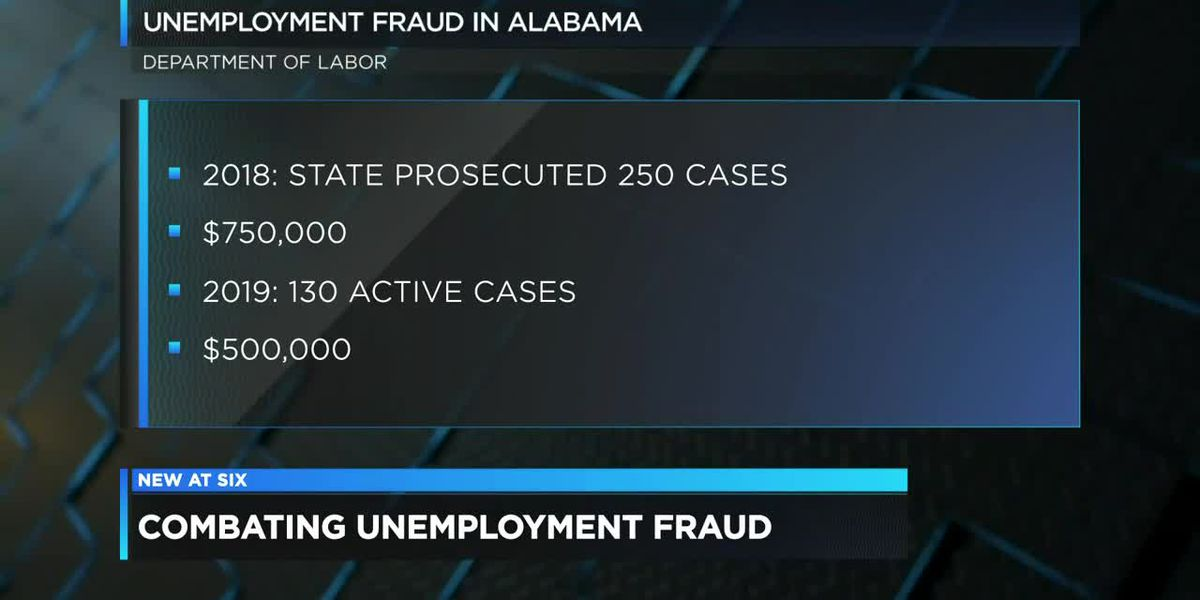 Combating unemployment fraud in Alabama