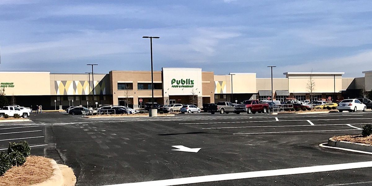 New Publix opens in Pike Road