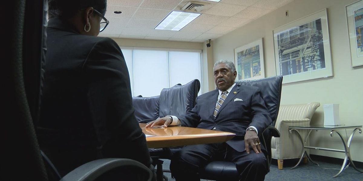 First African-American hired at MetLife recalls his first day on the job