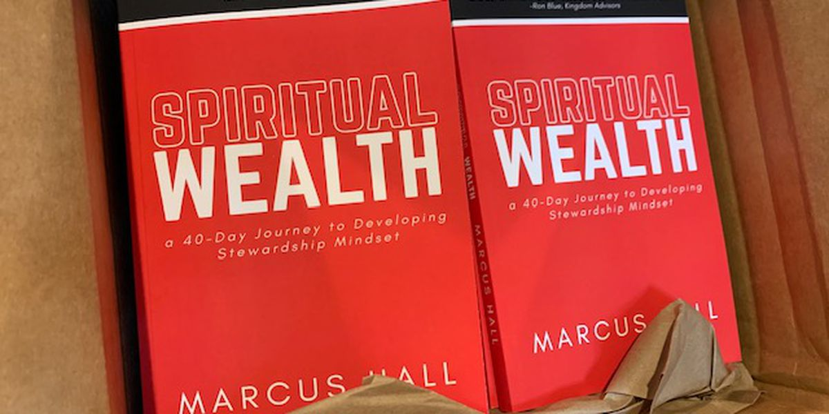 Spiritual Wealth: A new book from Christian financial advisor