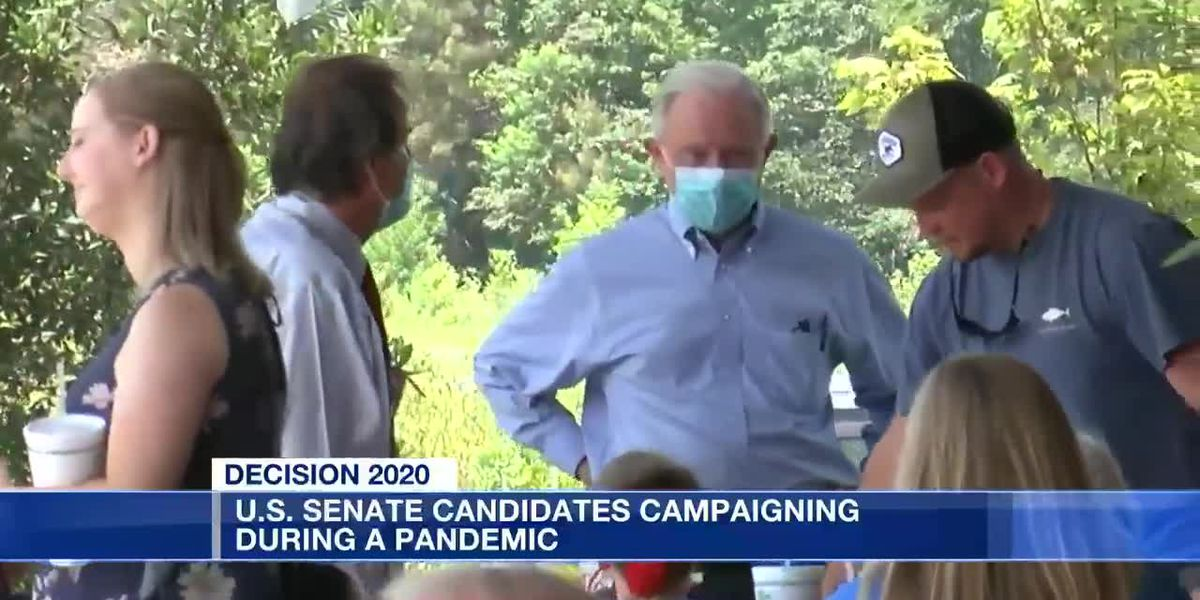 Jeff Sessions discusses campaigning during the pandemic
