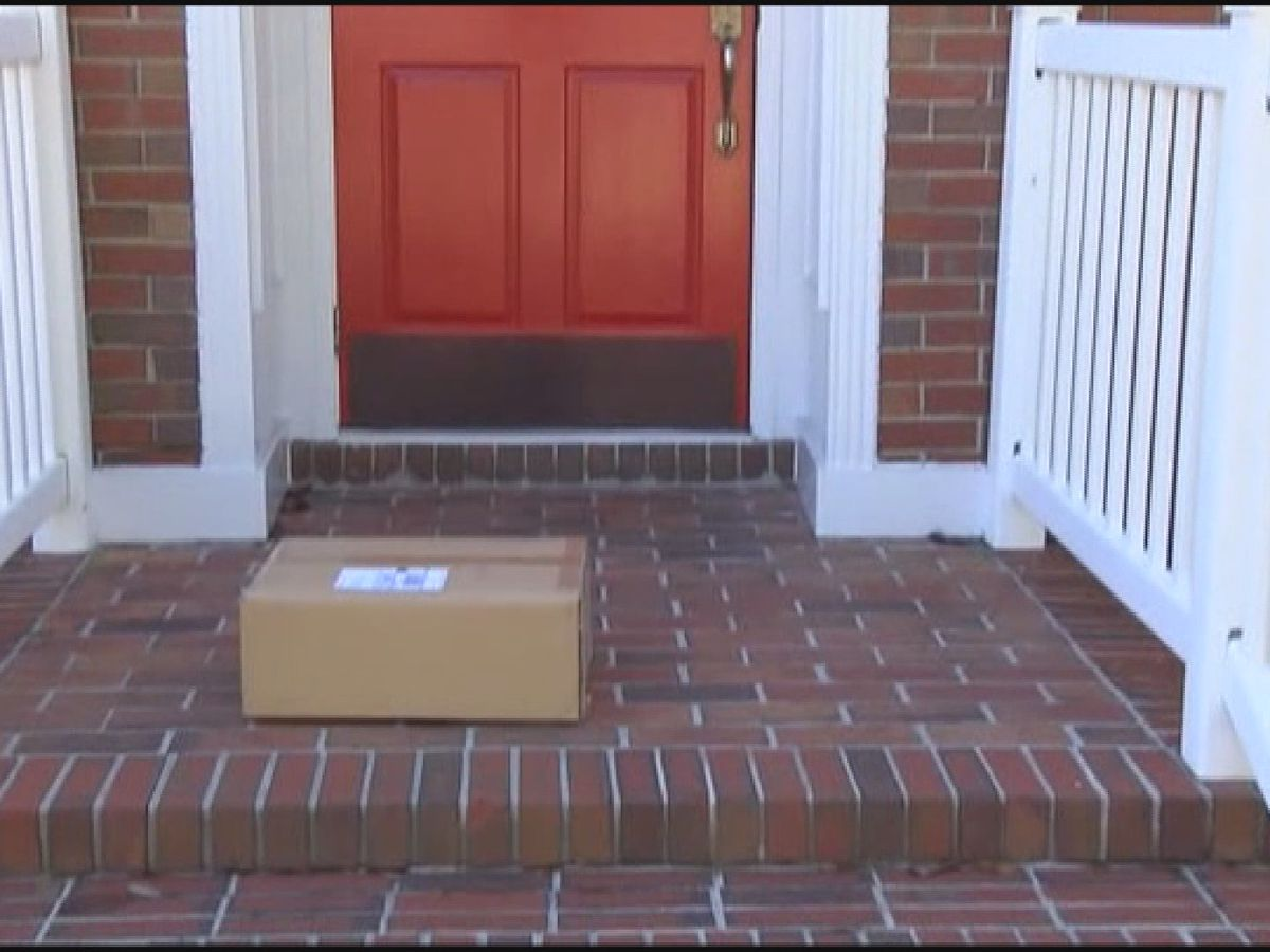 Protect your packages this holiday season