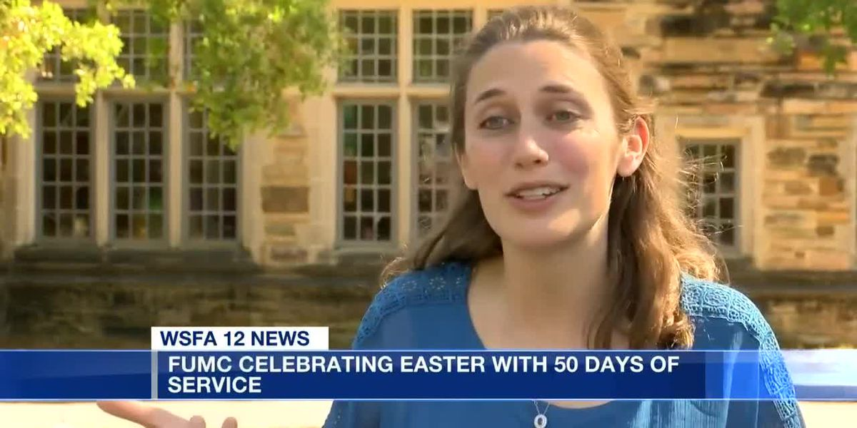 Montgomery church celebrating Easter with 50 days of service