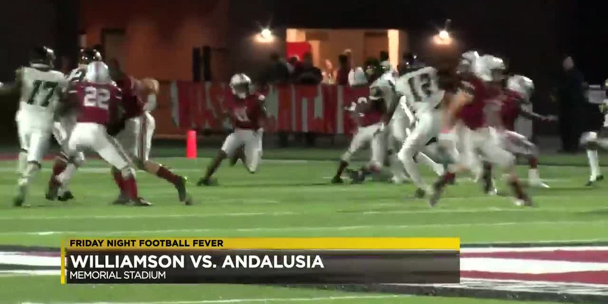Fever Week 6: Williamson vs. Andalusia