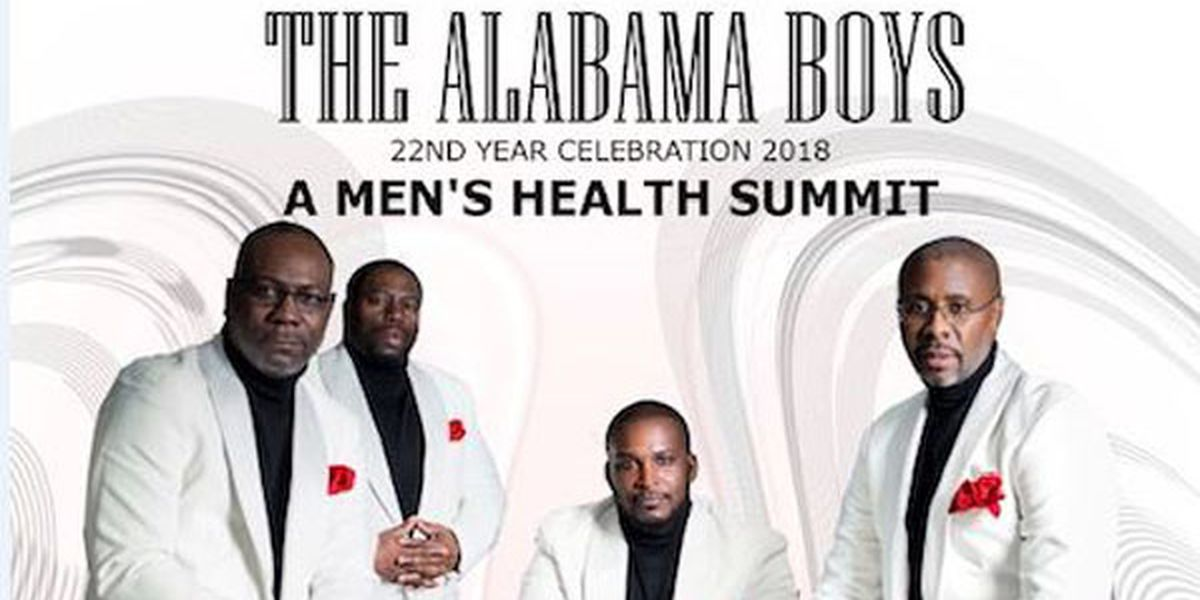 The Alabama Boys host Men's Health Summit