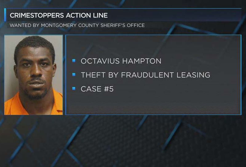 MOST WANTED MONTGOMERY - Flippin man added to Baxter County
