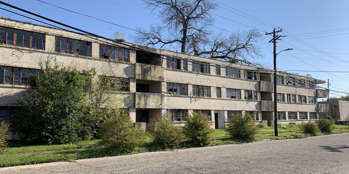 Montgomery's long-abandoned Grove Court Apartments to be redeveloped