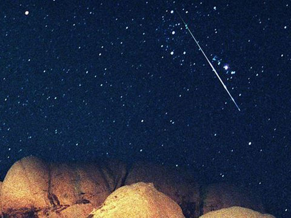 The most popular meteor shower of 2020 peaks in 1 week