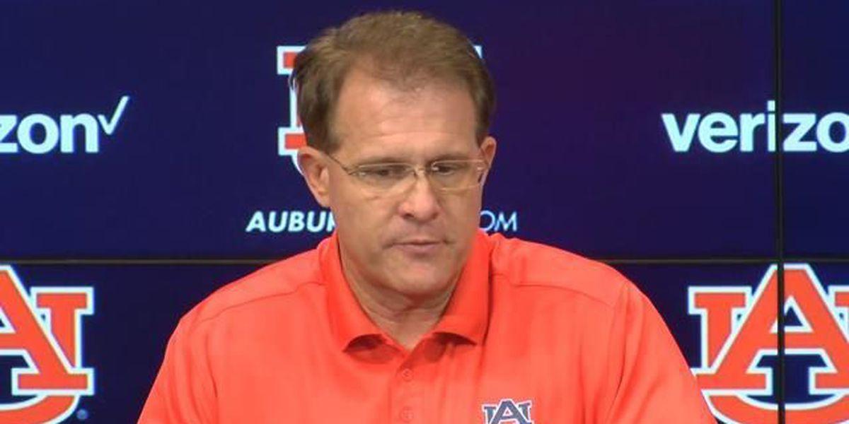 Auburn, Malzahn look ahead to Clemson in Week 2