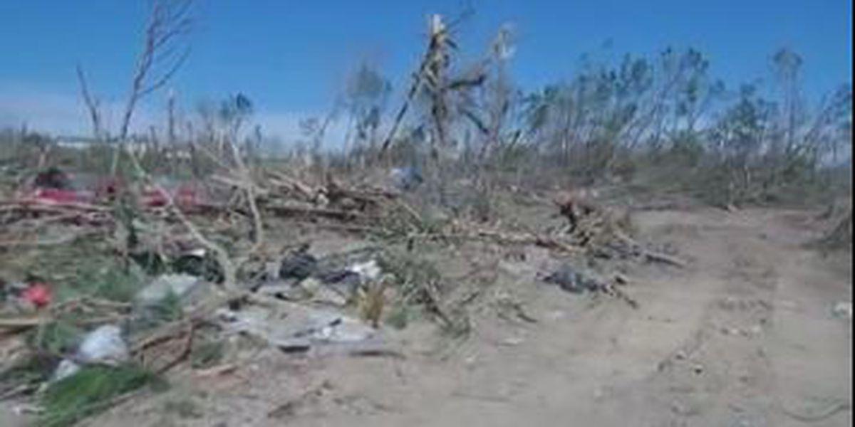 Prayer closet survives Lee Co. tornadoes; family rejoices