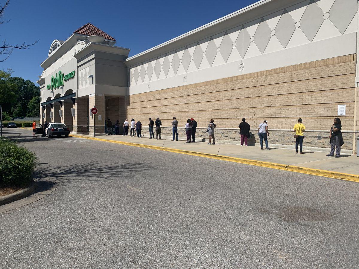 Alabama attorney general: Montgomery store crowd limits 'unenforceable'