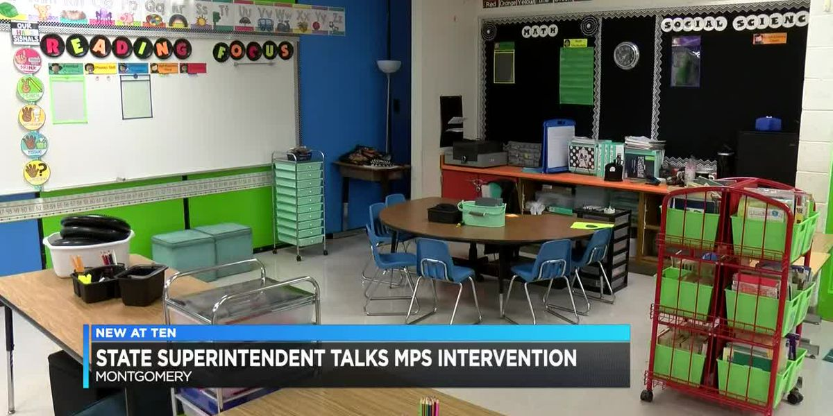 State superintendent gives update on MPS intervention