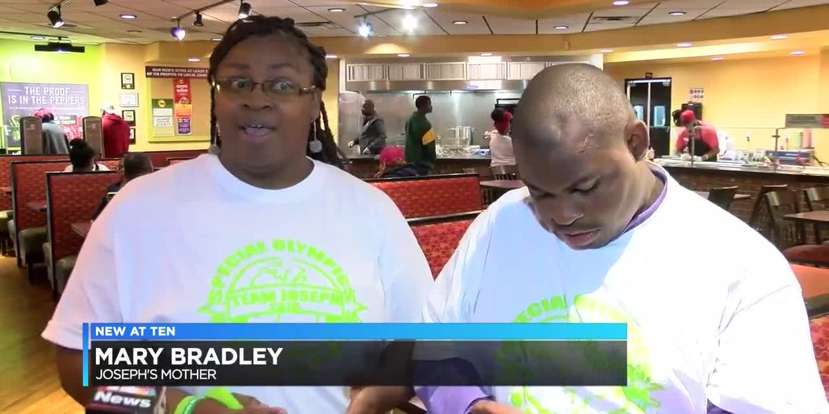 Mother raises funds to attend Special Olympics World Games to support son