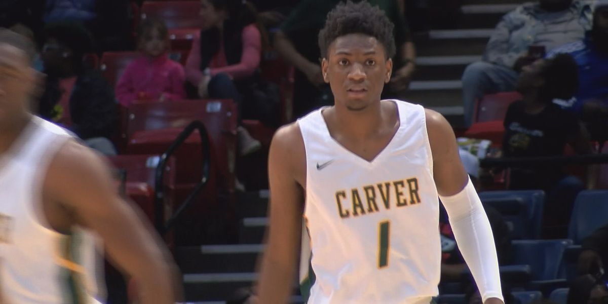 Carver's Jaykwon Walton to play in Big Baller Brand All-American Game