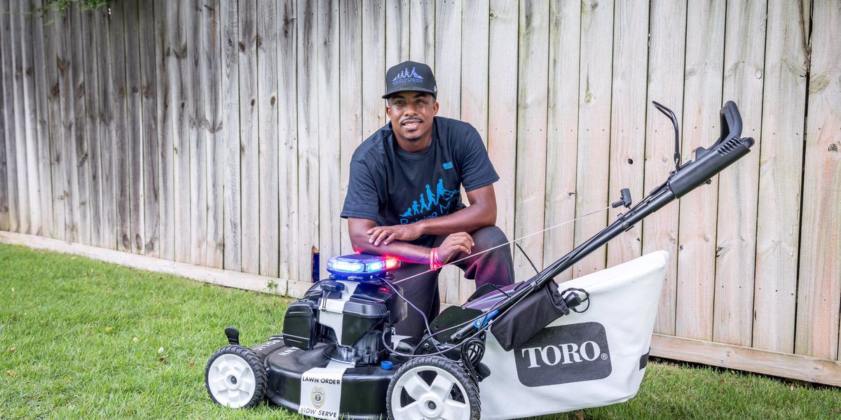Alabama Lawn Mowing Man feels hopeful one week after green card denied