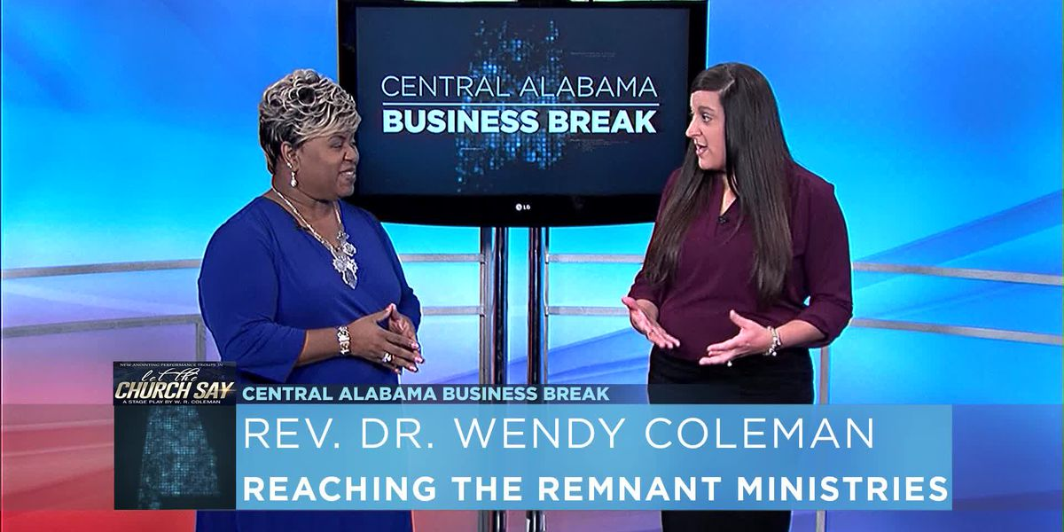 Central Alabama Business Break- Reaching The Remnant Ministries