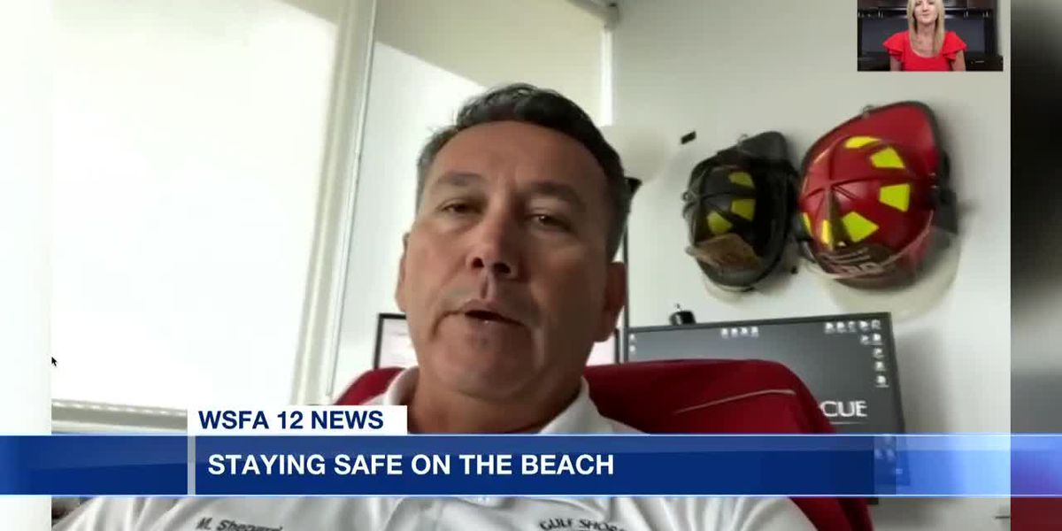 Beach safety ahead of holiday weekend
