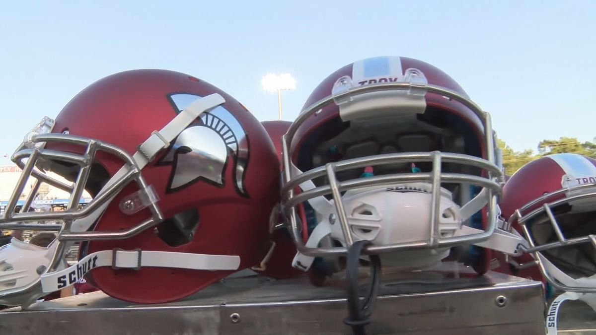 Troy game, Iron Bowl to air at same time Saturday