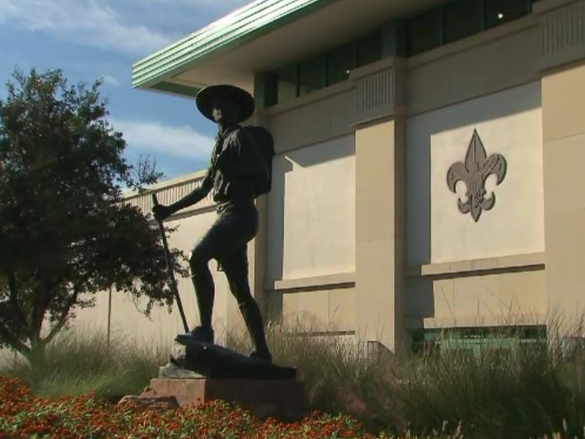 Boy Scouts of America considers filing for bankruptcy, report says