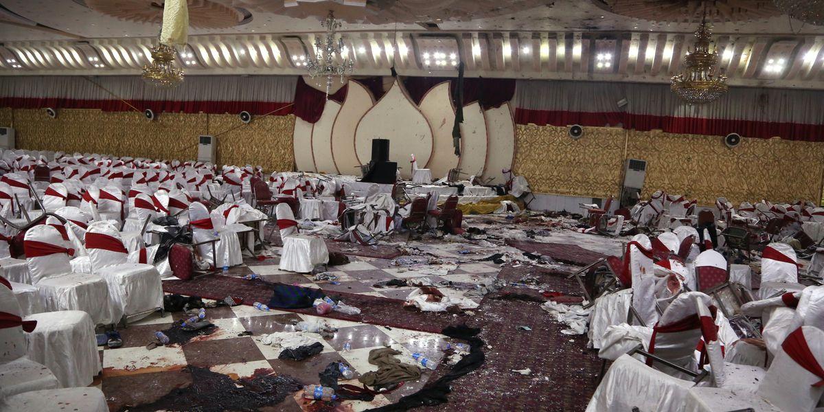 Taliban deny involvement in Kabul bombing that killed 50