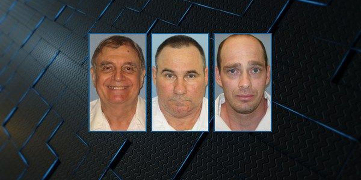 Supreme Court declines to hear 3 AL death row inmates' petition