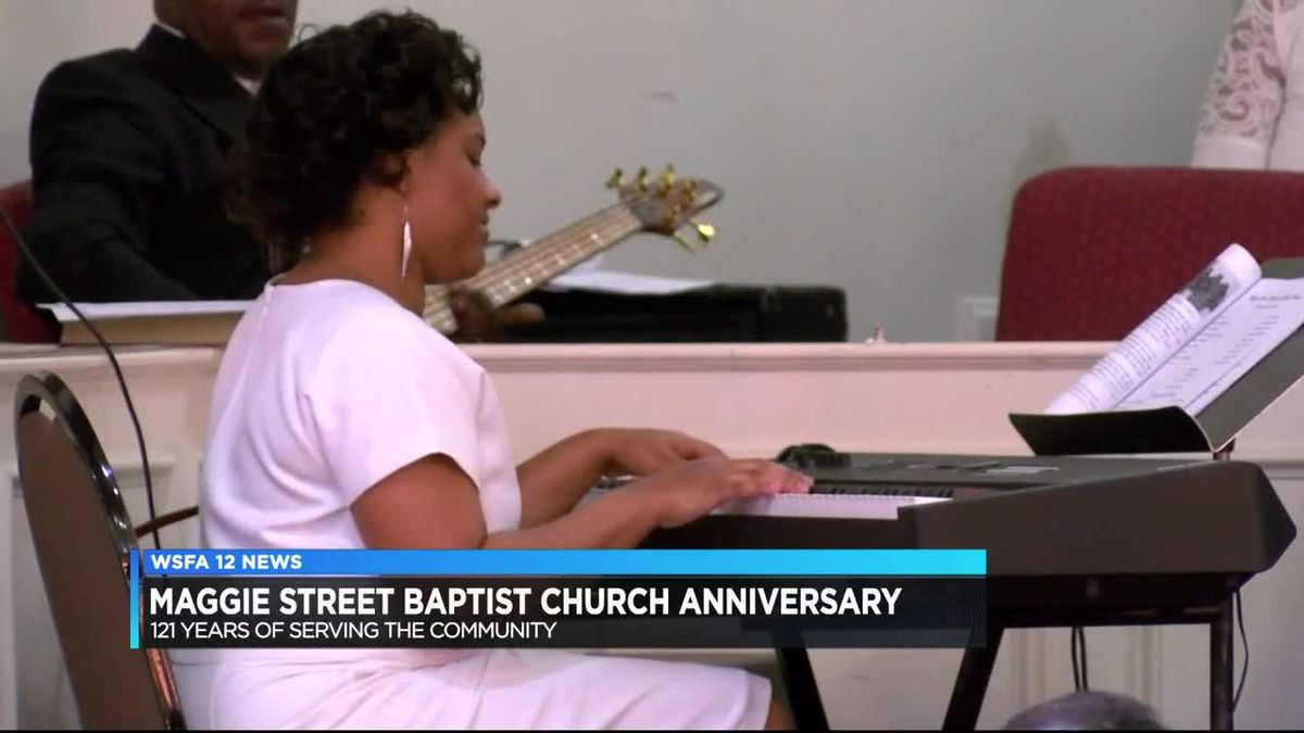 Montgomery church celebrates 121 years