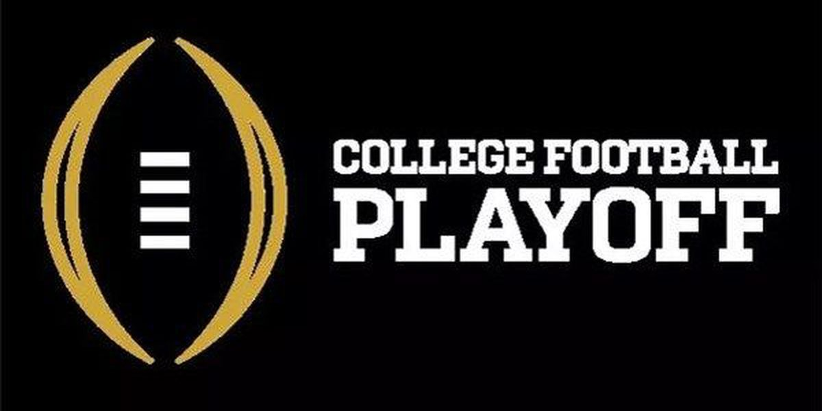 Auburn jumps to No. 2, Alabama falls to No. 5 in College Football Playoff rankings