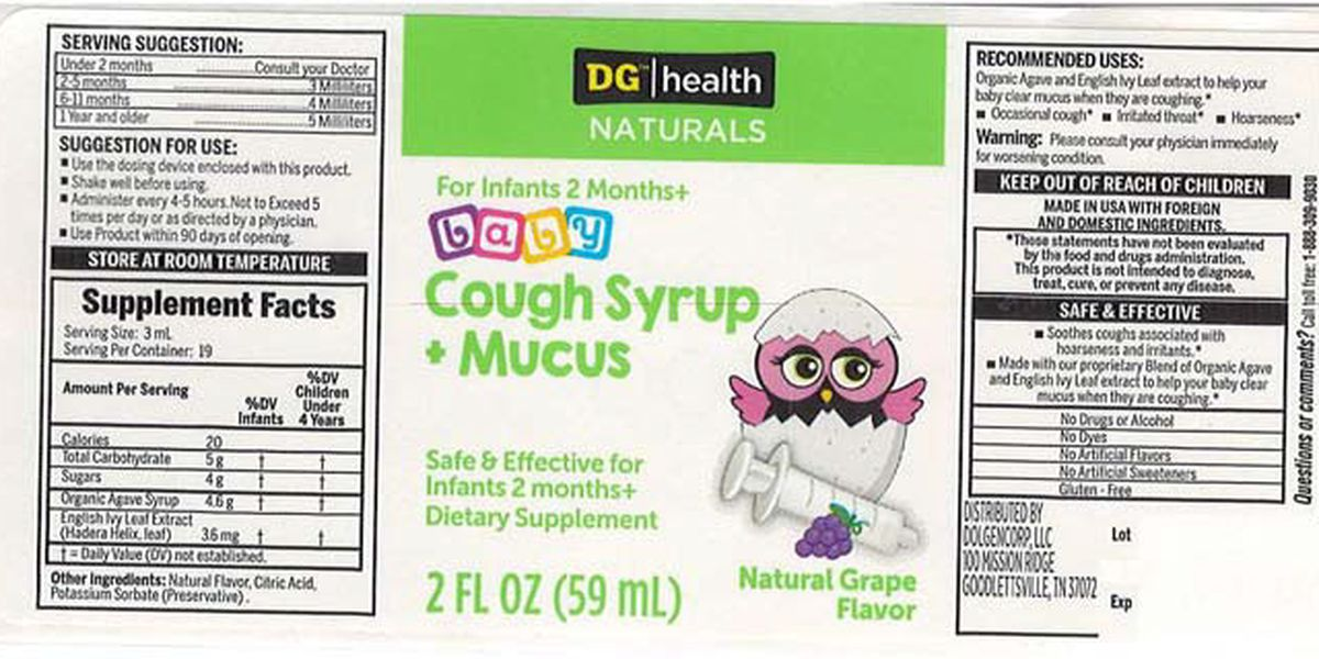 Baby cough syrup recalled due to bacteria contamination