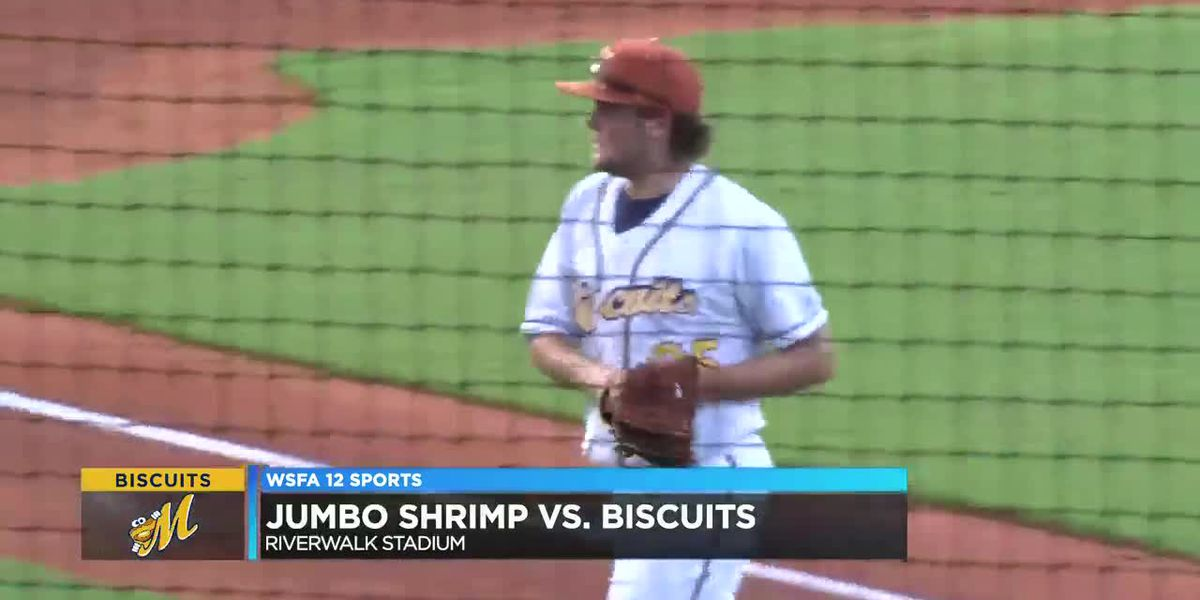 Biscuits fall to Jumbo Shrimp
