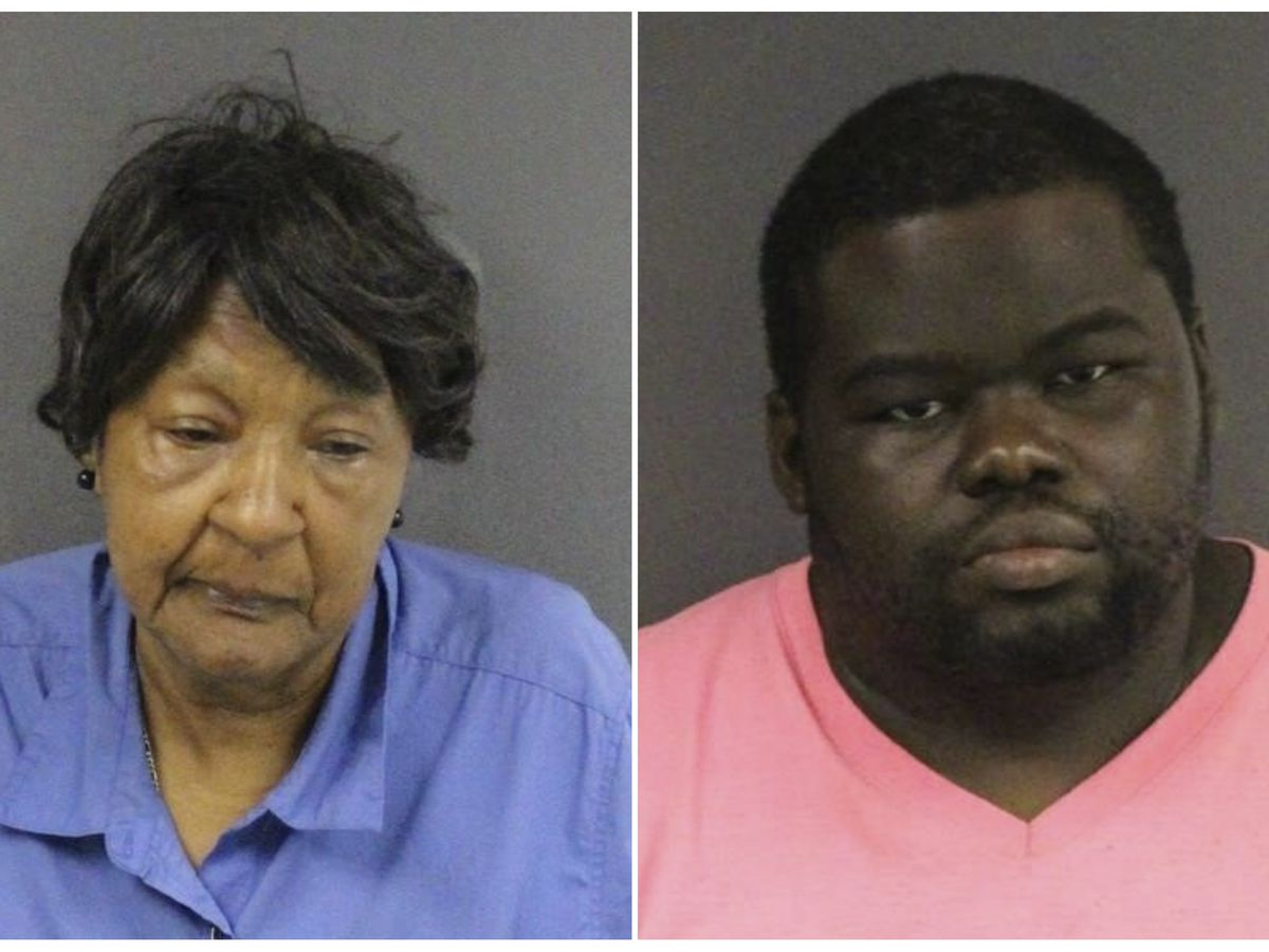 74-year-old woman among 3 people who allegedly killed a man