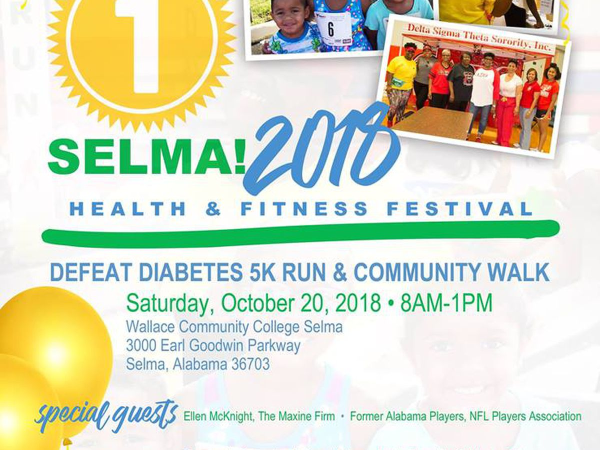 Get Fit Selma! set for Saturday at Wallace Community College