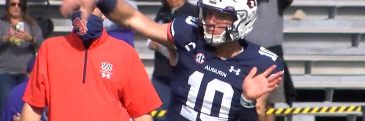 Nix comfortable heading into 2nd career Iron Bowl