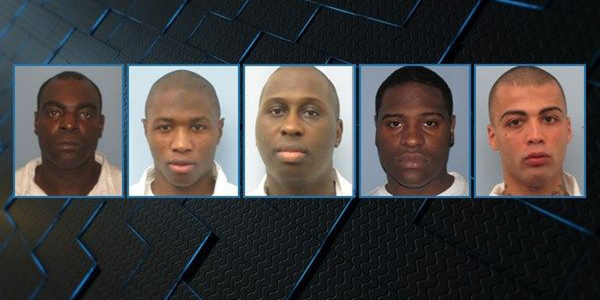 4 charged in Bibb County Correctional Facility attack, fatal stabbing