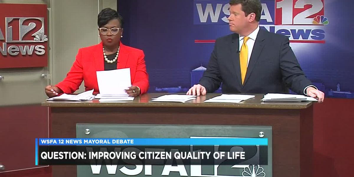 Question 11: Improving citizen quality of life