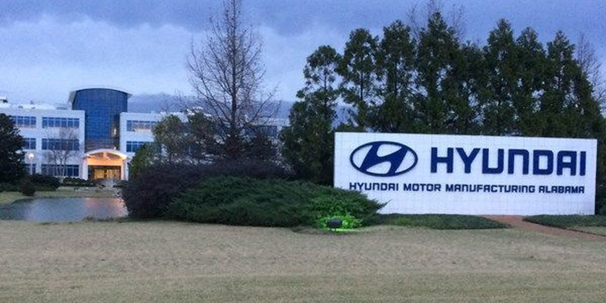 Hyundai denies report it's preparing to expand Montgomery plant