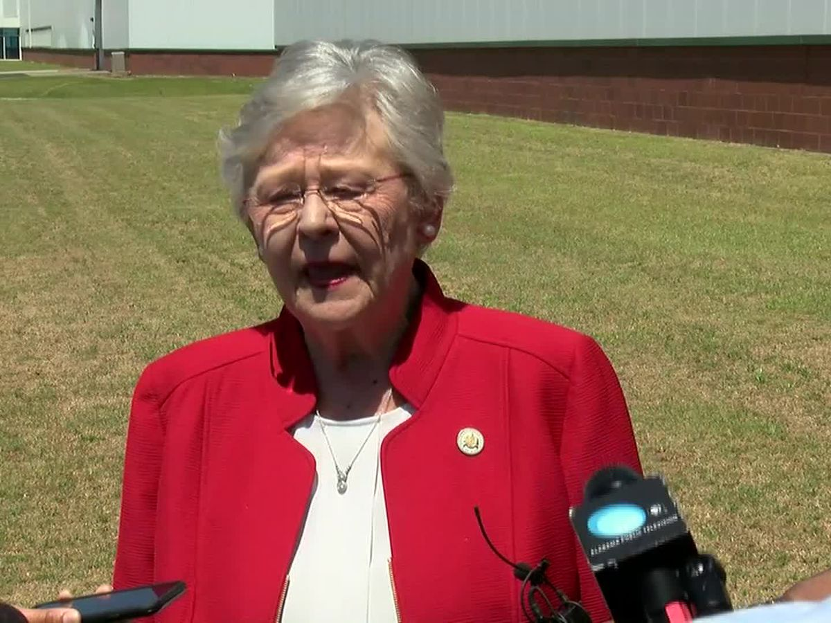 Alabama Gov. Kay Ivey to attend Paris Air Show