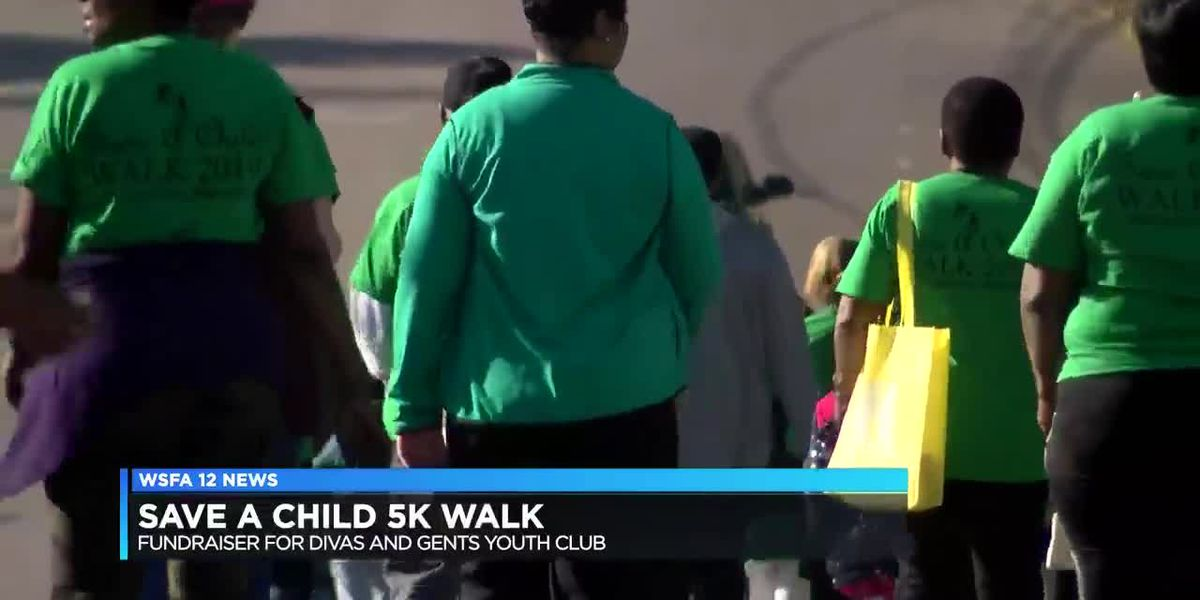 Youth club holds 'Save a Child' 5k