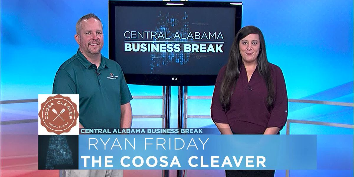 Central Alabama Business Break- The Coosa Cleaver