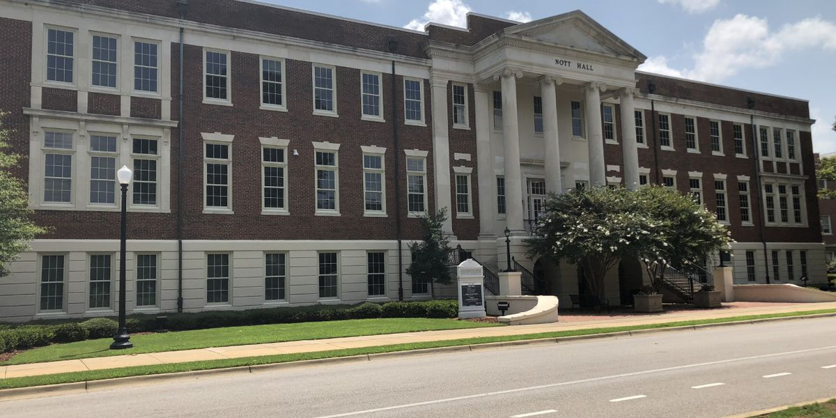 UA Board of Trustees vote to rename Nott Hall on Alabama campus