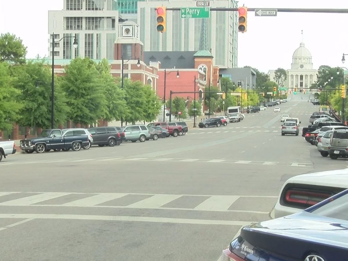 Road closures set for Thursday, Saturday in downtown Montgomery