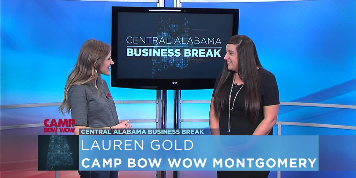 Central Alabama Business Break- Camp Bow Wow Montgomery
