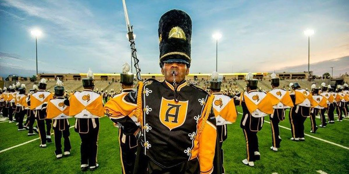 ASU Marching Hornets raising funds to participate in Rose Parade