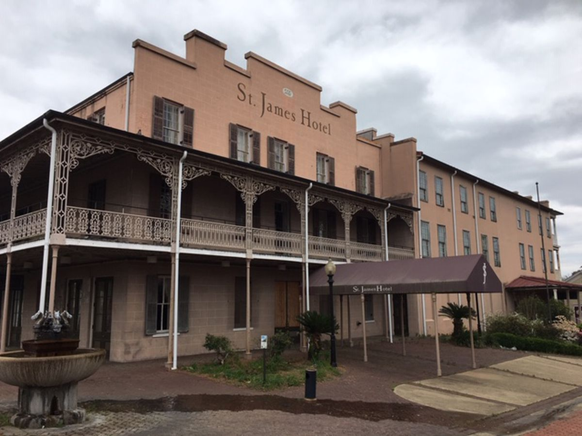 Selma close to selling historic St. James Hotel